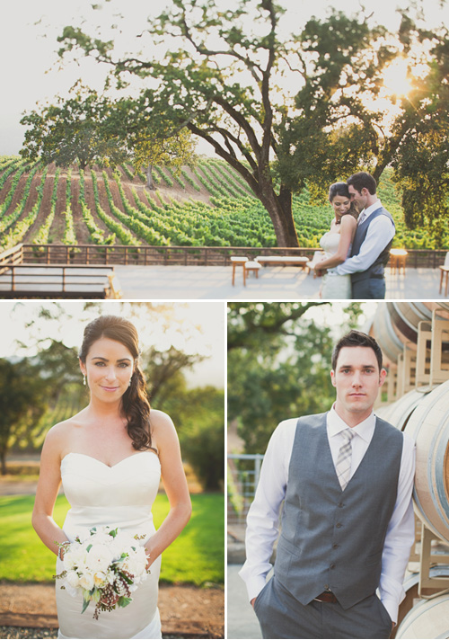 Caifornia Vineyard Wedding