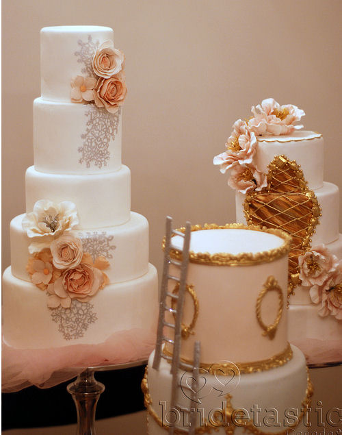 Couture Cakes for Weddings