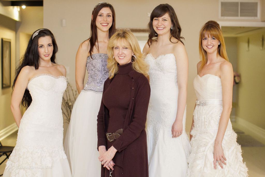 Bridal Designer Sarah Houston